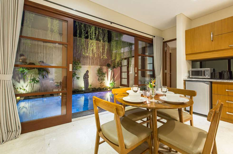 2 Bedroom Villas in Kuta