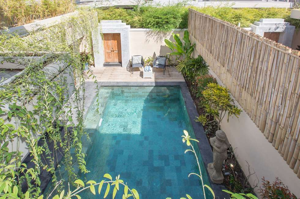 2 bedroom Pool villas in Bali
