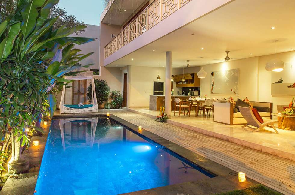 2 Bedroom Pool Villas in Seminyak
