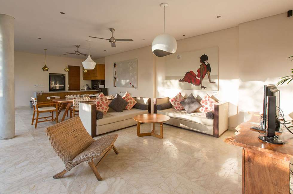 4-star 2 bedroom Villas near the coastal area of Bali