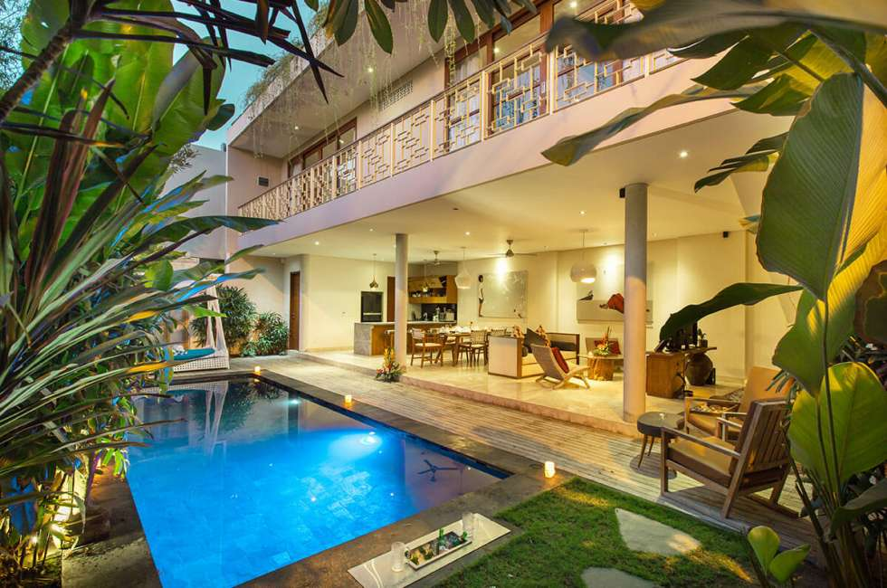 Romantic retreat in bali 2 bedroom Villas