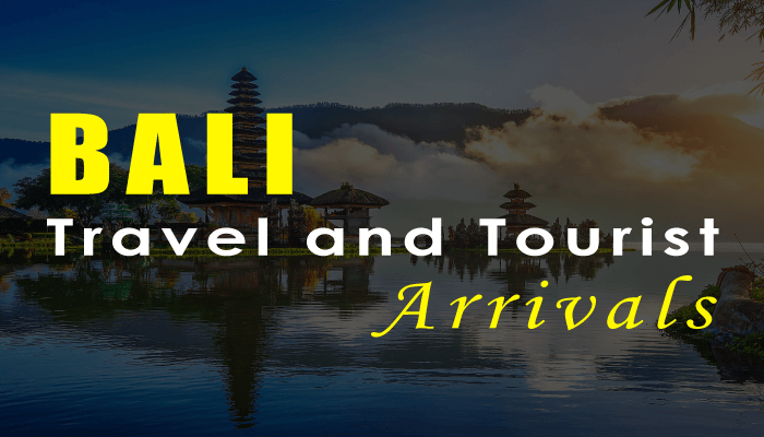 Bali Travel and Tourist Arrivals