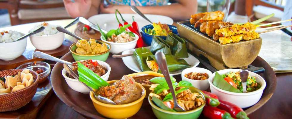 most popular food in bali