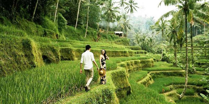 travelling to bali for the first time
