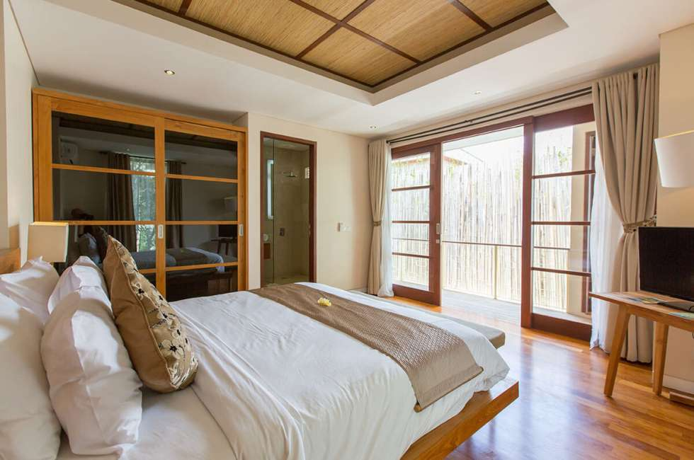 3 Bedroom Luxury Villas in Legian
