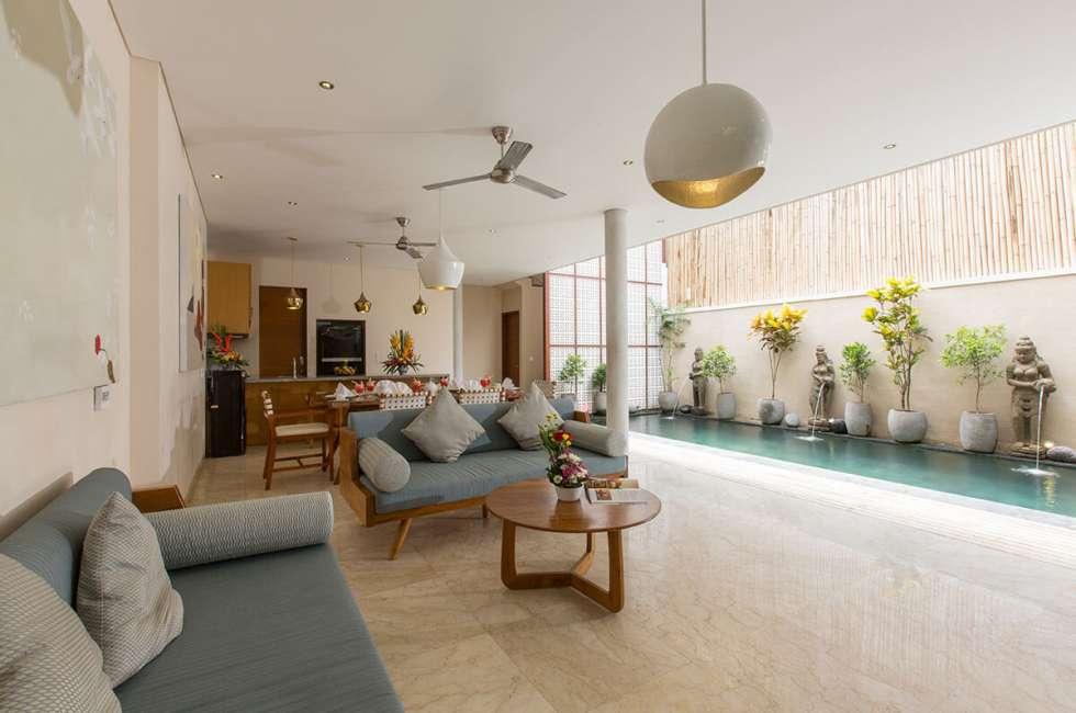 3 Bedroom Villa in Seminyak Bali