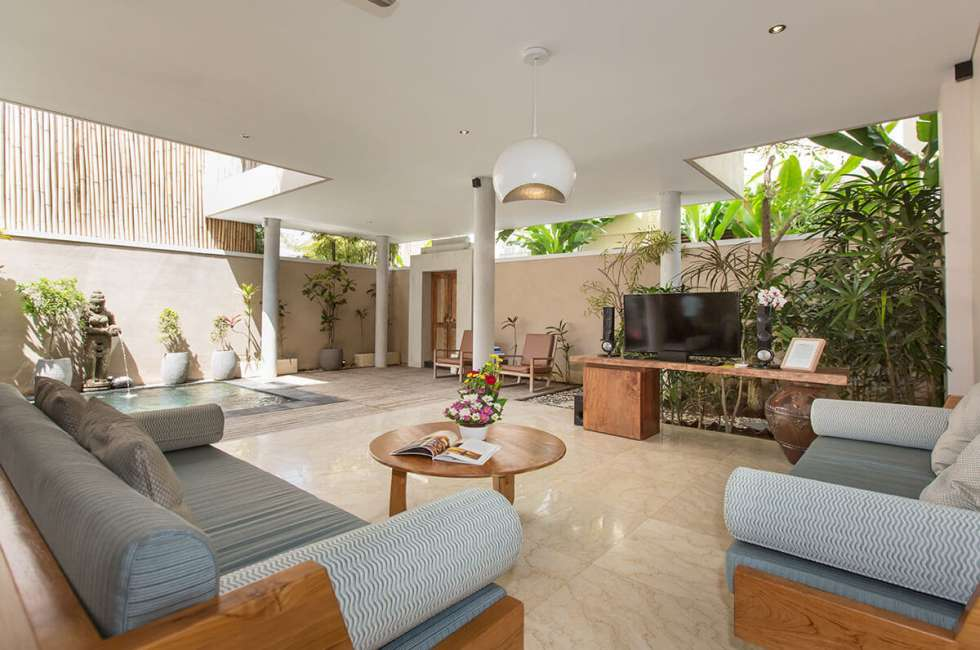 3 Bedroom Pool Villas in Seminyak