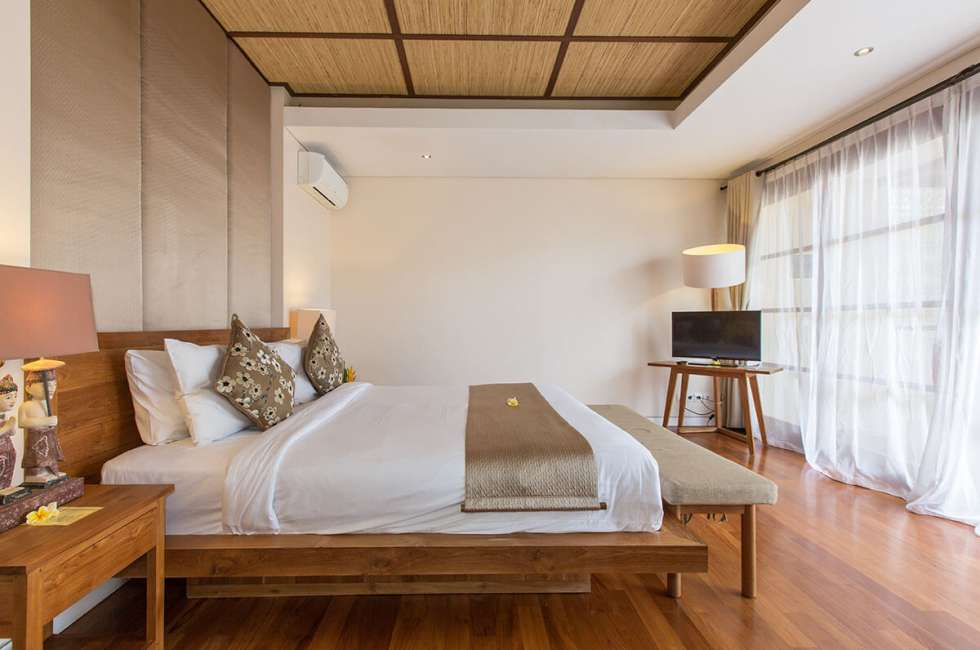 4-star 3 bedroom Villas near the coastal area of Bali