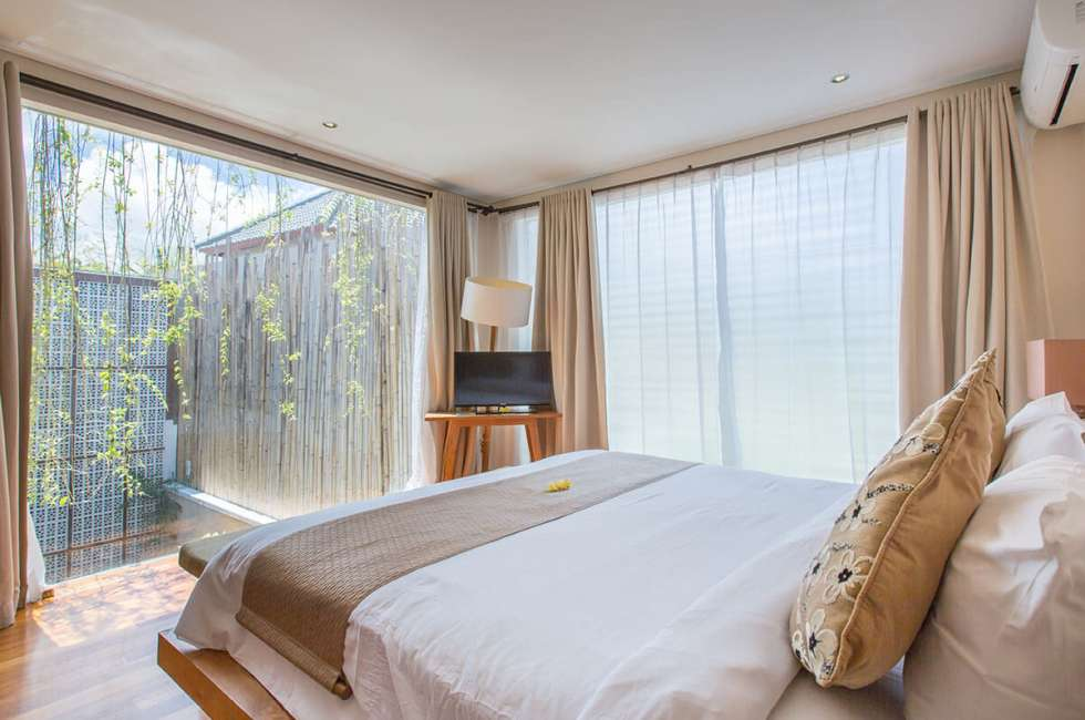 4-star 3 bedroom Villas near the coastal area of Legian