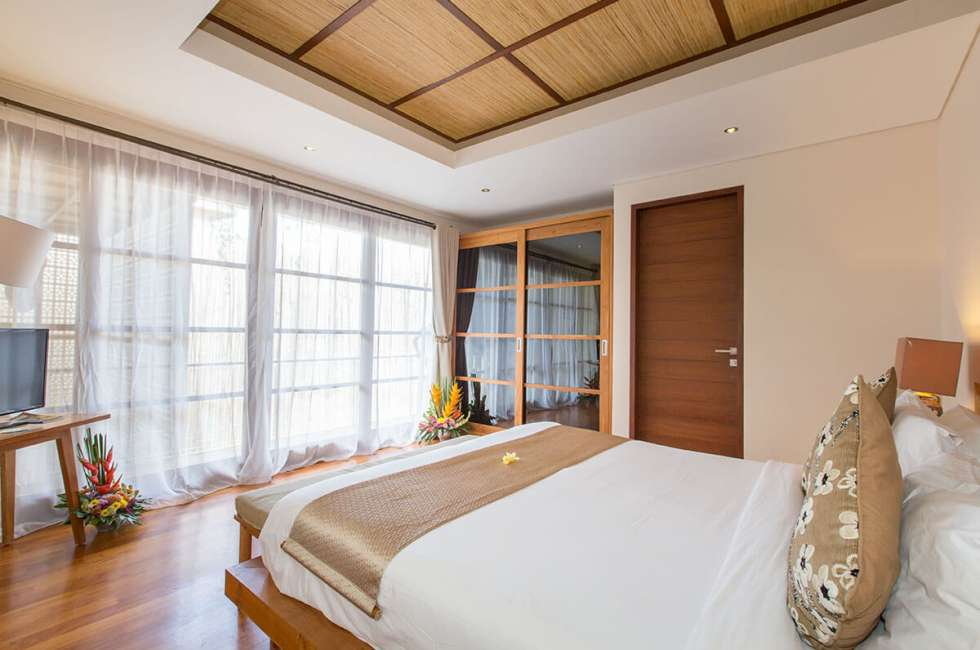 luxurious 3 bedroom villas in Bali