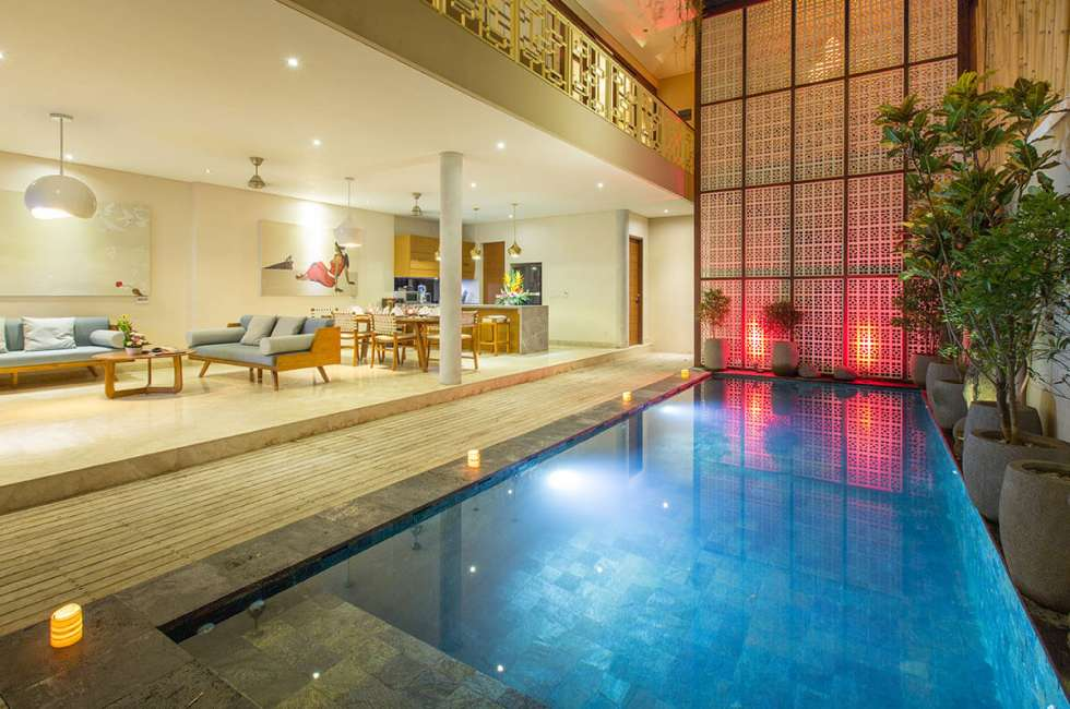 Three bedroom Pool villas in Bali - Beautiful Bali Villas