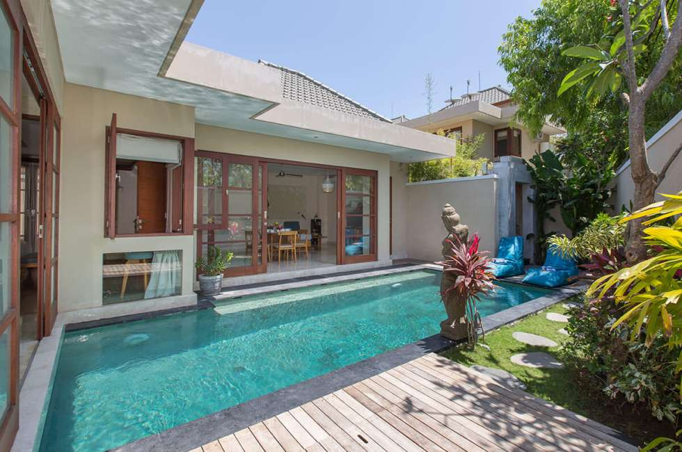 1 Bedroom Villas Bali
