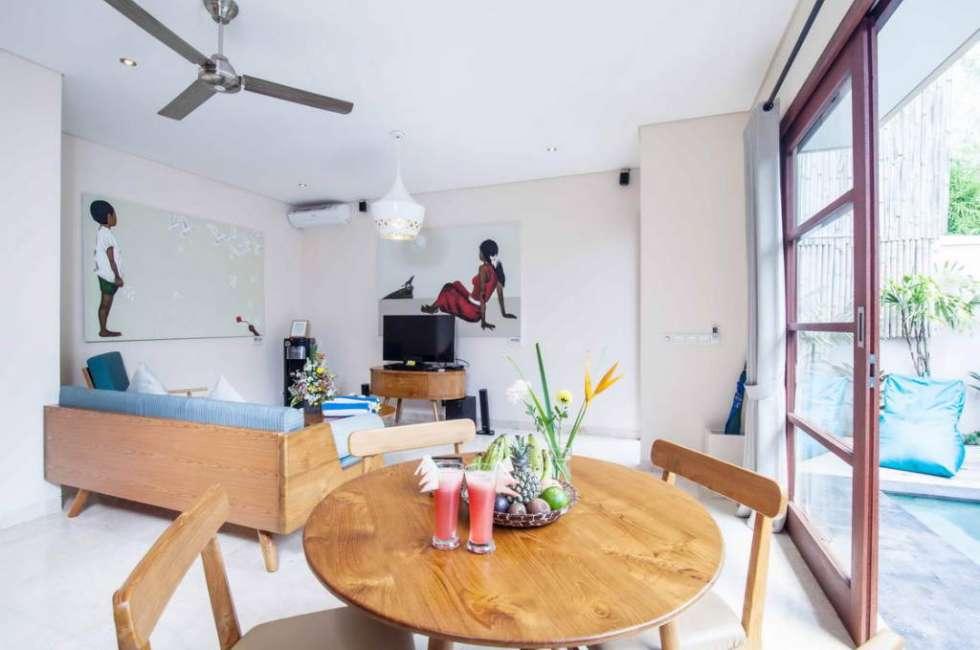 1 Bedroom Dine Area