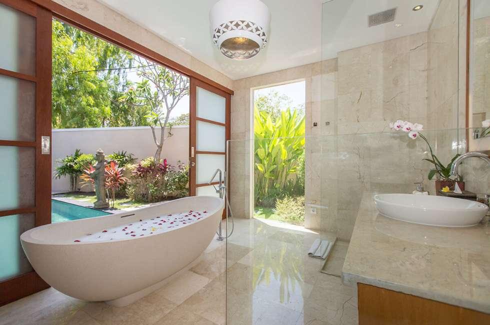 1 bedroom Pool villas in Legian