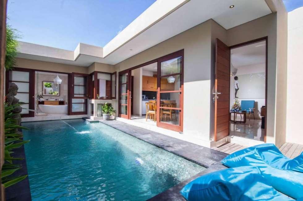 1 Bedroom Villa in Legian