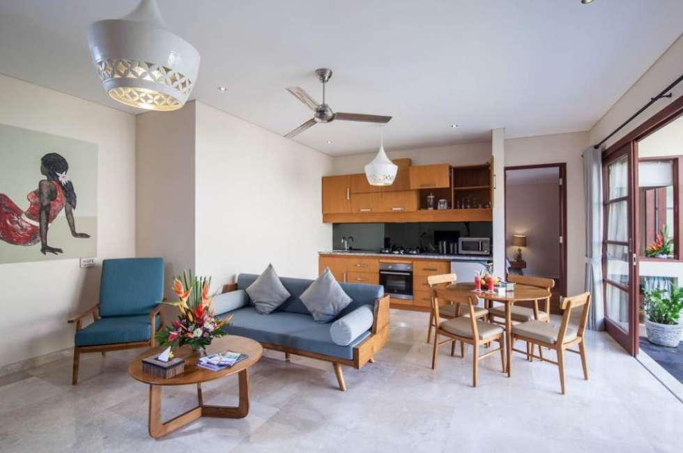1 Bedroom Villa in Seminyak