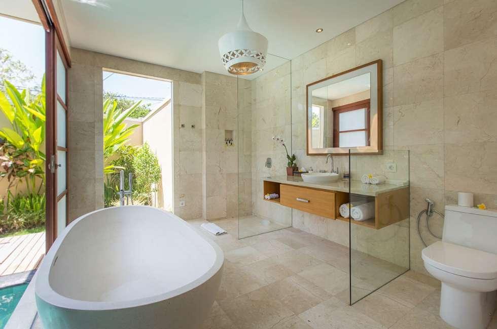 One bedroom villa Legian