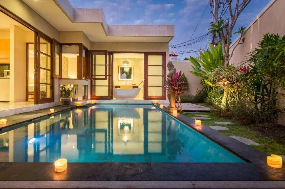 One bedroom villa with private pool in Legian, Bali, Kuta