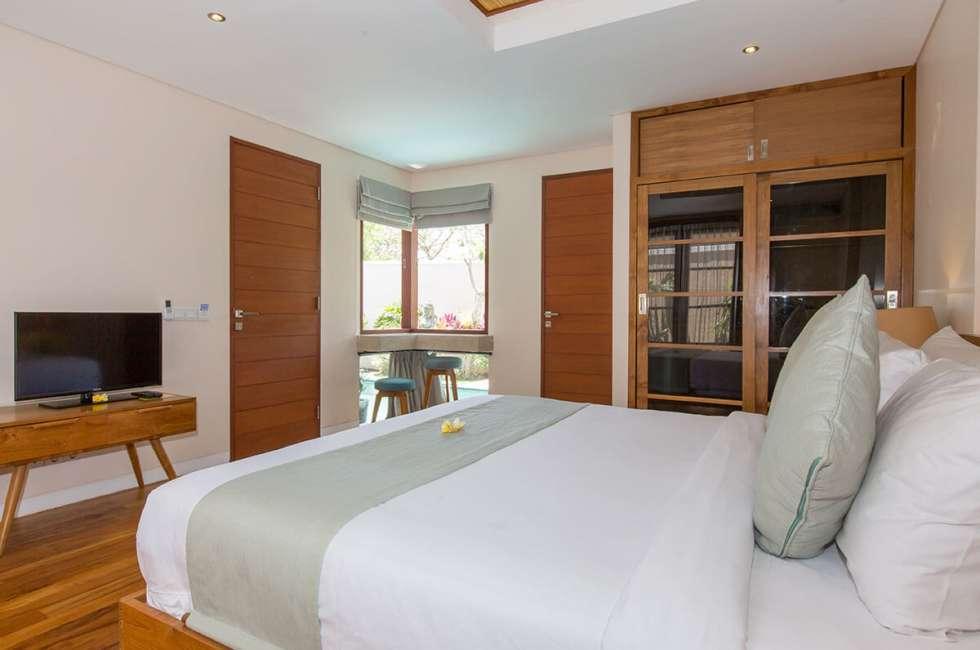 One bedroom villas Bali