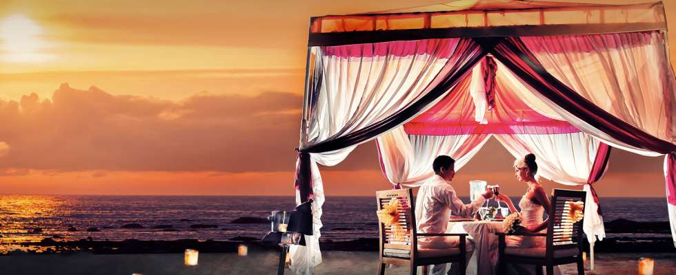most romantic place in bali
