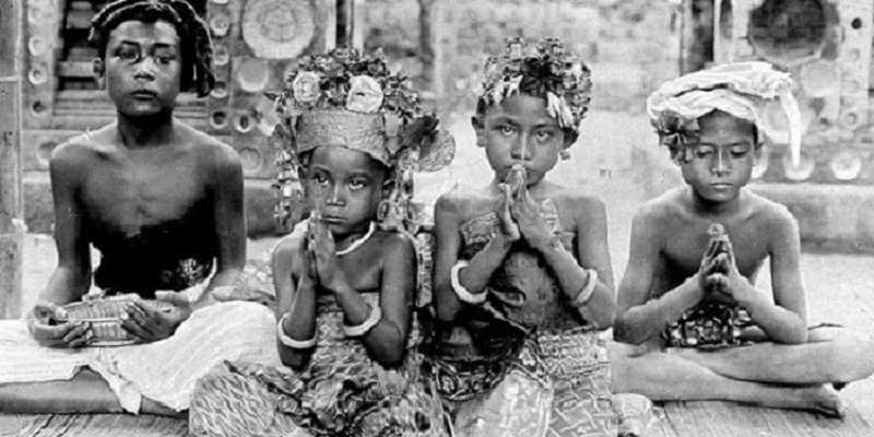 history of bali tourism
