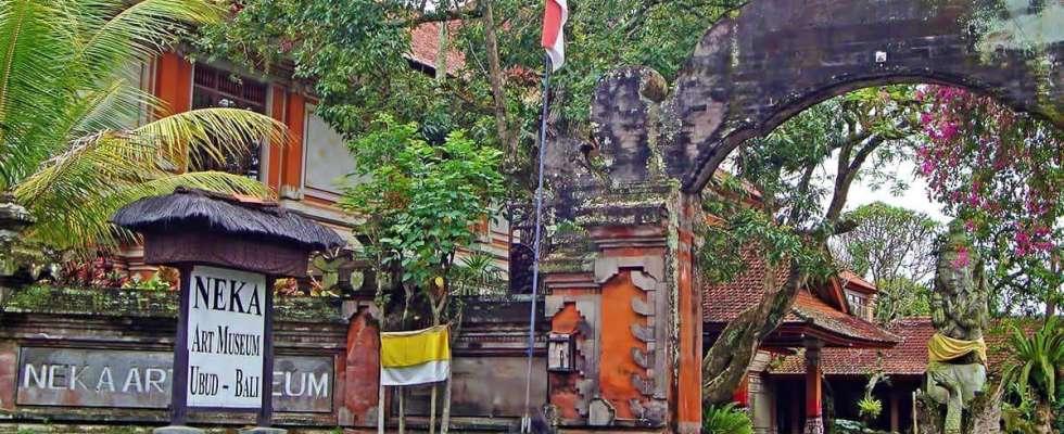 3d Art Museum Bali