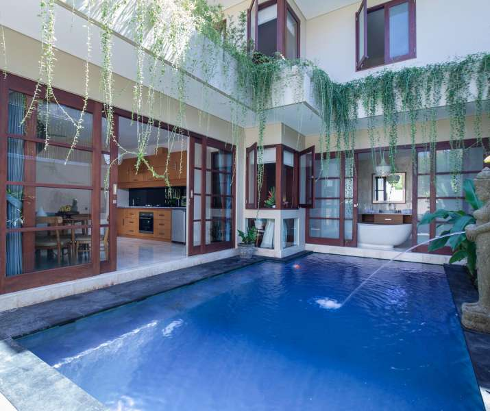 Swiming Pool at Villa 6, 2 BR