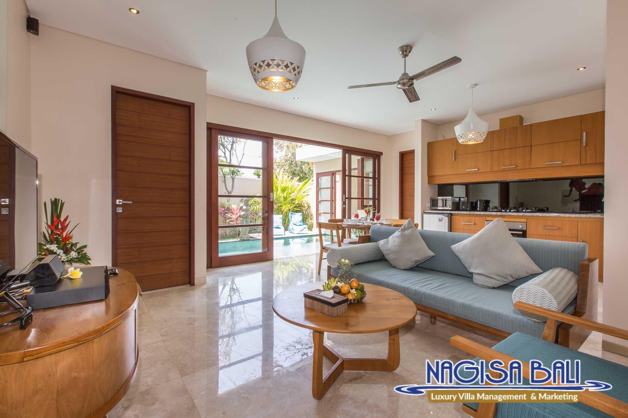 1 Bedroom Villa in Legian, Bali