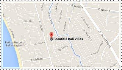 Bali Location