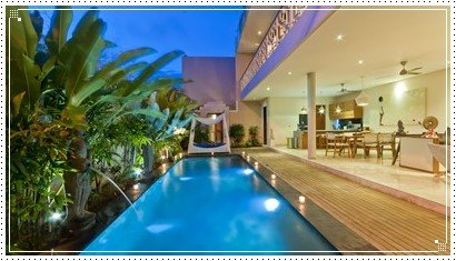 Beautiful bali villas bali holidays villas in legian for Beautiful villas images